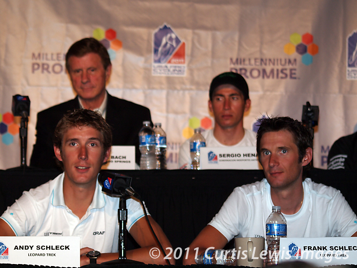 Andy & Frank Schleck