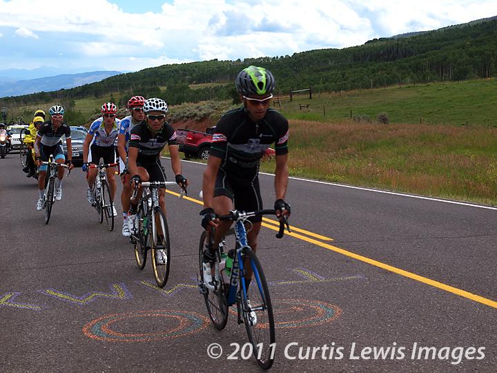 Break-away Pro Cycling Challenge