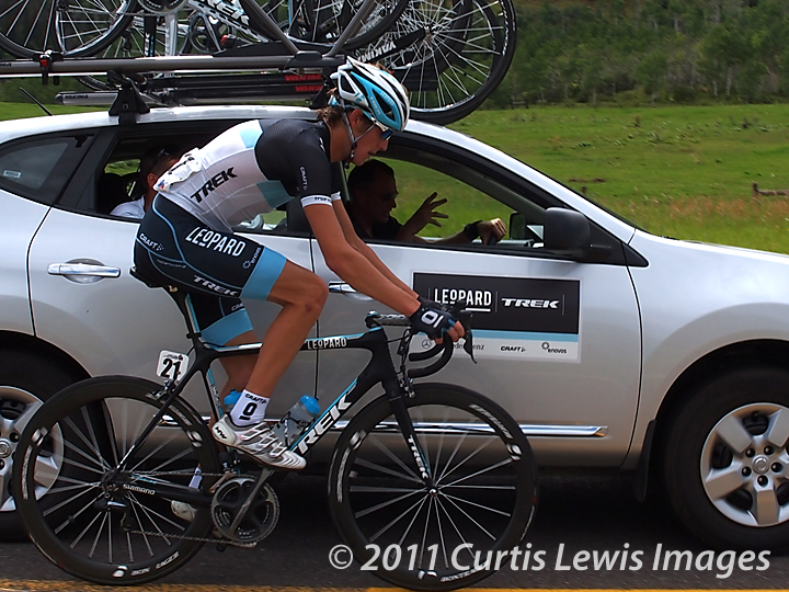 Andy Schleck - Pro Cycling Challenge